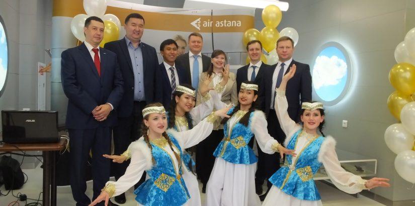 Осенняя распродажа авиакомпании «Эйр Астана» из Екатеринбурга