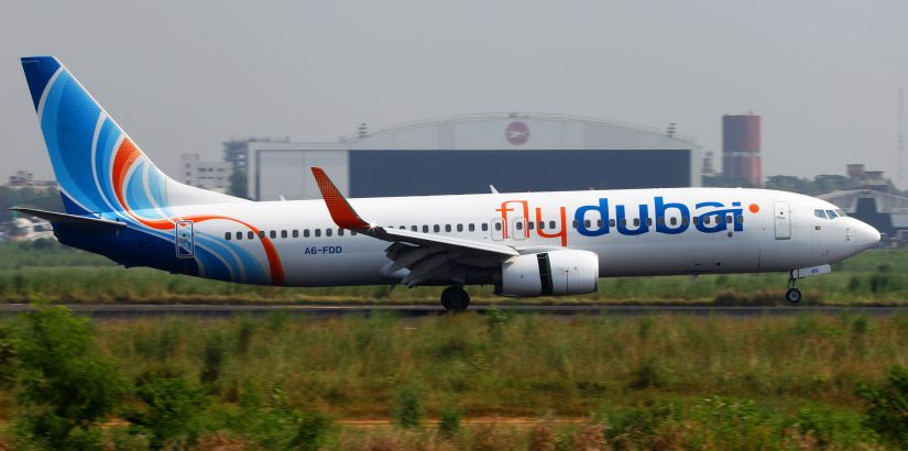 Скидки до 20% от flydubai на вылеты из Екатеринбурга