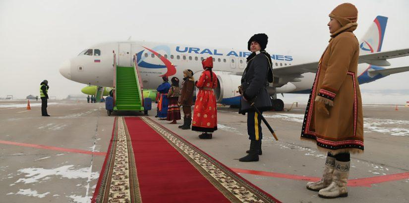 Из Екатеринбурга запустили чартеры на Байкал